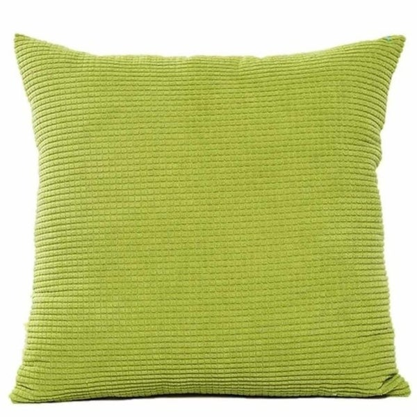 Square Solid Print Sofa Bed Home Festival Pillow Case 16198373-166