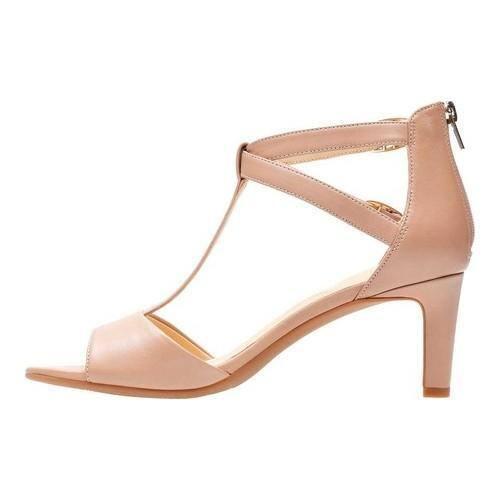 Interprete ganar Propuesta alternativa  Women's Clarks Laureti Pearl Ankle Strap Beige Leather - Overstock -  21856316