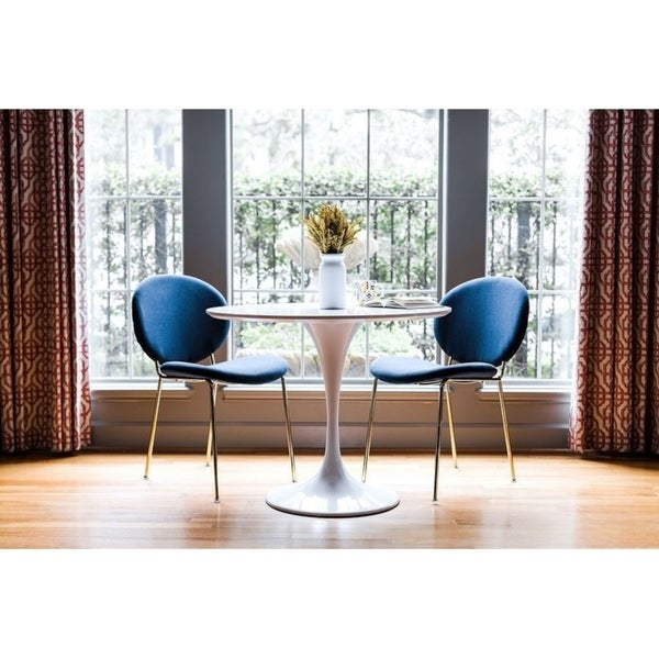 Shop Dining Room Chairs: Shop Danielle Glam Velvet Upholstered Dining Room Chair