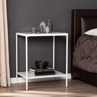Porch & Den Santa Ana Metal Nightstand