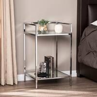 Harper Blvd Lanark Mirrored Bedside Table