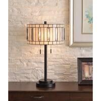 Carraway Bronze 24 Inch Table Lamp