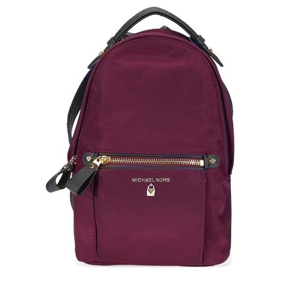 a7b48dd78b4afb Shop MICHAEL Michael Kors Nylon Kelsey Sling Pack - On Sale - Free ...