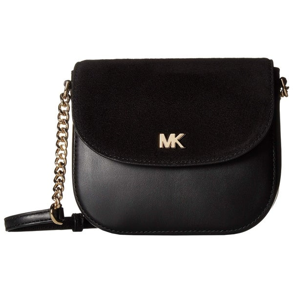 f53d2e2f7f08 Shop Michael Kors Half Dome Crossbody - On Sale - Free Shipping ...