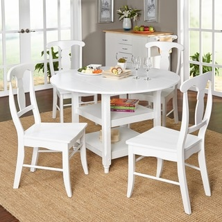 Simple Living Cottage 5-piece Dining Set