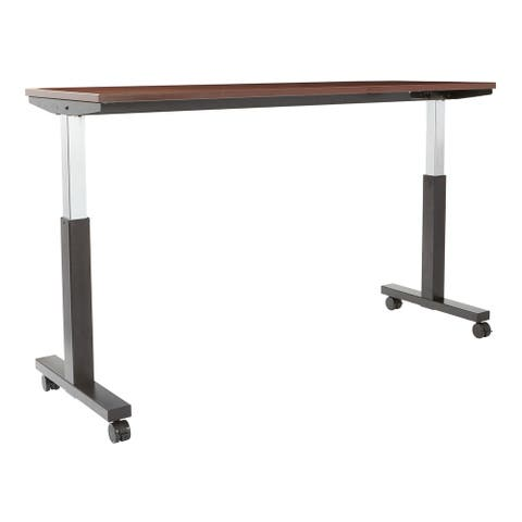 6 ft. Pneumatic Height Adjustable Table