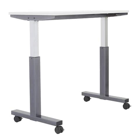 4 ft. Pneumatic Height Adjustable Table