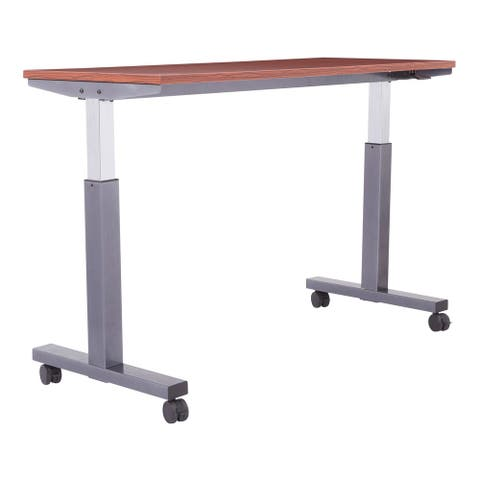 5 ft. Pneumatic Height Adjustable Table