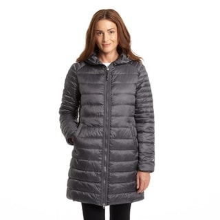 Link to Excelled Women's Polyester Featherweight Hooded Puffer Similar Items in Jackets