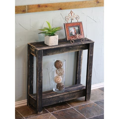 Small Entry Console