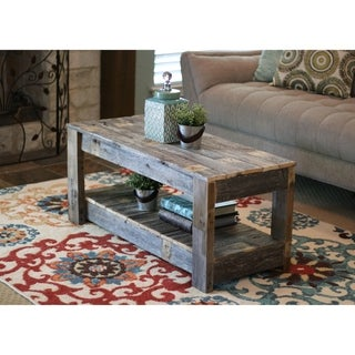 Link to Original Farmhouse Coffee Table Similar Items in Living Room Furniture