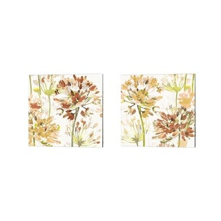 Wild Apple Portfolio 'Neutral Medley' Canvas Art (Set of 2)