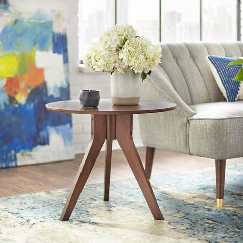 angelo:HOME Stratos Round Side Table