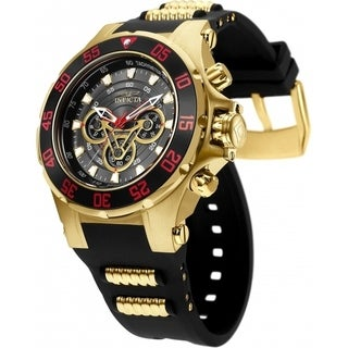 Invicta Men's Marvel 25987 Gold Watch