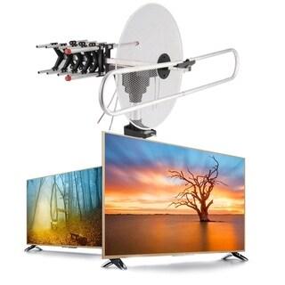 UHF/VHF/DTV Multi-System Outdoor TV Aerial LAN-2950 150 Miles HDTV Aerial