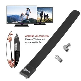 Clear TV Key Antenna Aerial HDTV Digital Indoor Antenna TV Ditch Cable