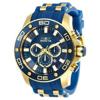 Invicta Men's Pro Diver 26087 Gold Watch