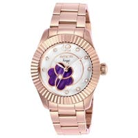 Invicta Women's Angel 27444 Rose Gold Watch