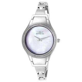 Invicta Women's Angel 28504 Stainless Steel Watch