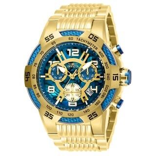 Invicta Men's Speedway 28011 Gold Watch