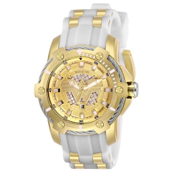 Invicta Women's DC Comics 26835 Gold Watch