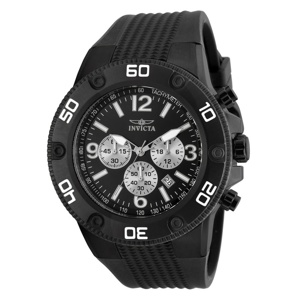 Invicta Men's Pro Diver 20274 Black Watch