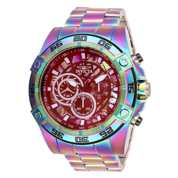 Invicta Men's Speedway 28023 Iridescent Watch