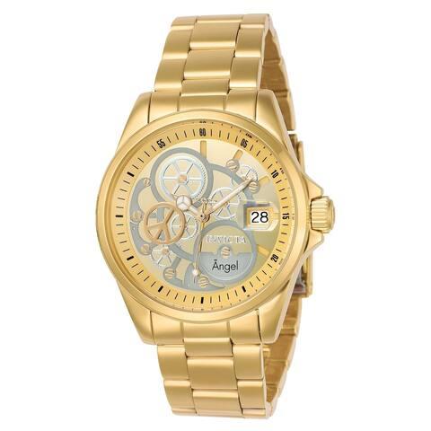 Invicta Women's Angel 23568 Gold Watch