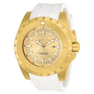 Invicta Men's Pro Diver 23740 Gold Watch