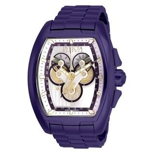 Invicta Men's Reserve 27057 Purple Watch