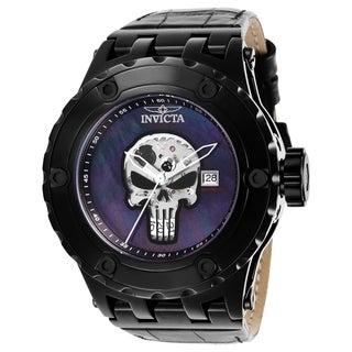 Invicta Men's Marvel 26757 Black Watch