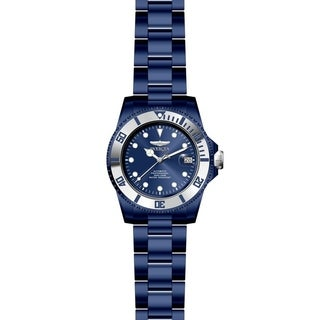 Invicta Men's Pro Diver 27544 Blue, Stainless Steel Watch