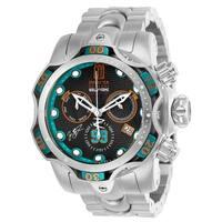 Invicta Men's JT 25303 Stainless Steel, Blue Watch
