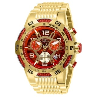 Invicta Men's Speedway 28010 Gold Watch