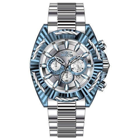 Invicta Men's Bolt 28041 Light Blue Watch
