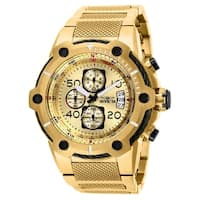 Invicta Men's Bolt 28026 Gold Watch