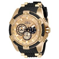 Invicta Men's Bolt 28014 Rose Gold Watch