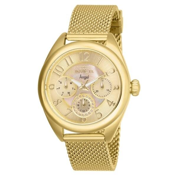 Invicta Women's Angel 27455 Gold Watch