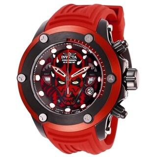 Invicta Men's Star Wars 26717 Black, Red, Stainless Steel Watch