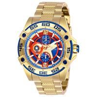 Invicta Women's Marvel 27019 Gold Watch