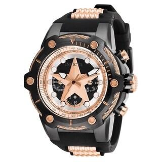 Invicta Men's Marvel 26904 Black Watch
