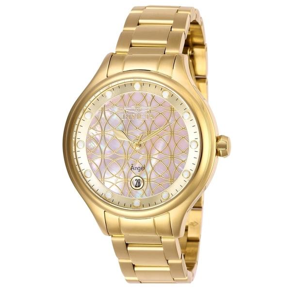 Invicta Women's Angel 27765 Gold Watch