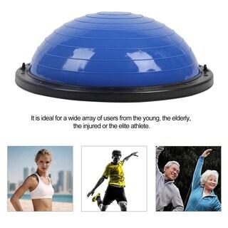 Elastic Balance Yoga Trainer Ball Kit Slimming Balance Pilates Ball With Pump