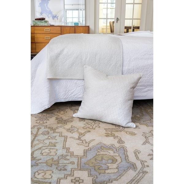 Glimmer Cotton Bed Runner