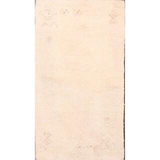 "Balouch Handmade Wool Persian Traditional Oriental Area Rug - 8'9"" x 4'6"" runner"