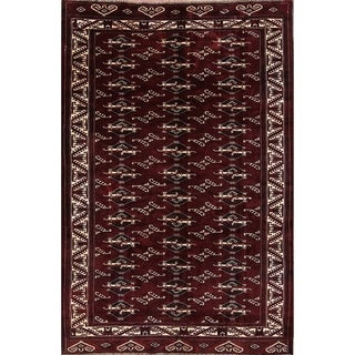 "Classical Balouch Handmade Persian Traditional Area Rug Wool - 10'6"" x 6'7"""