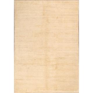 "Classical Qashqai Shiraz Hand Knotted Gabbeh Persian Area Rug Wool - 9'6"" x 6'6"""