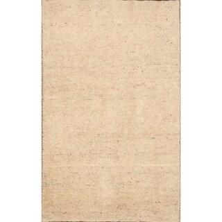 "Classical Hand Knotted Qashqai Gabbeh Shiraz Persian Area Rug - 4'3"" x 2'8"""