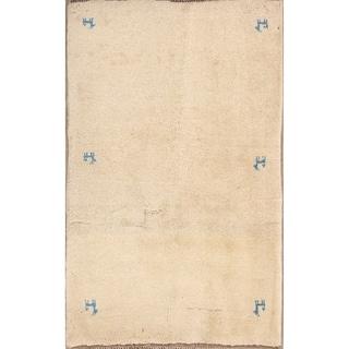 "Moden Traditional Gabbeh Shiraz Persian Area Rug Wool Oriental - 4'5"" x 3'3"""