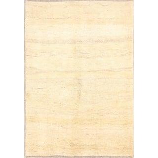 "Wool Hand Made Shiraz Gabbeh Persian Traditional Area Rug Oriental - 5'6"" x 3'10"""